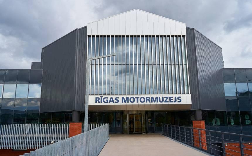 <strong>Apmeklētākais Muzeju naktī Latvijā</strong> — Rīgas Motormuzejs