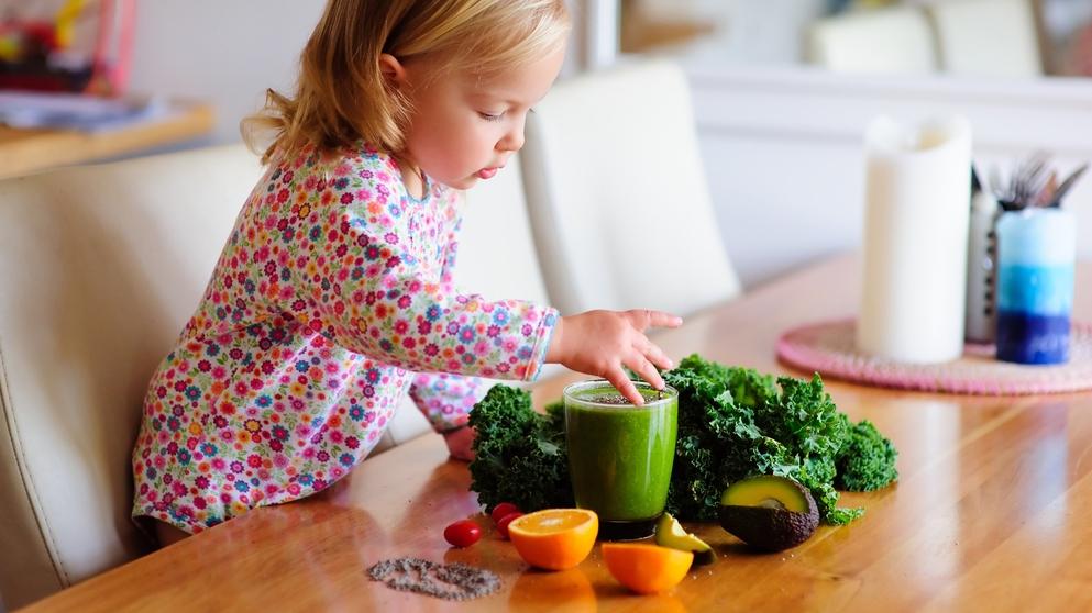 Kad un kā mazuļa uzturā <strong>iekļaut zaļumus?</strong>