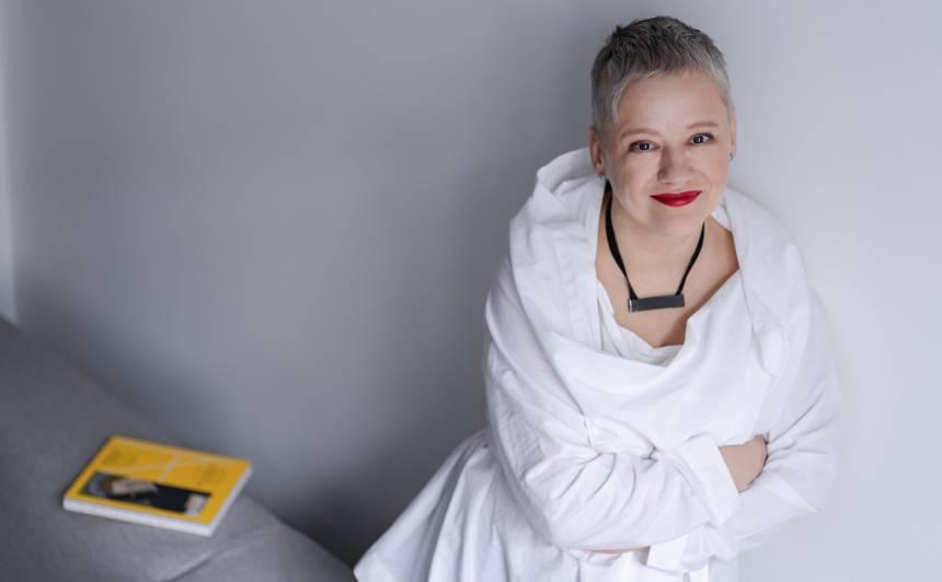 Rakstniece Dace Rukšāne-Ščipčinska: <strong>«Depresijas dēļ reiz domāju par pašnāvību»</strong>