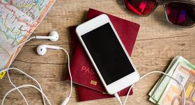 <strong>10 ieteikumi,</strong> kā ceļojumam sagatavot viedtālruni