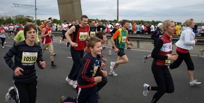 Kā (ne)noskriet <strong>maratonu</strong>