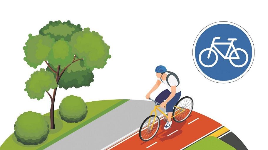 <strong>Kurš uz ceļa galvenais?</strong> 12 jautājumi par riteņbraucēju, autovadītāju un gājēju attiecībām