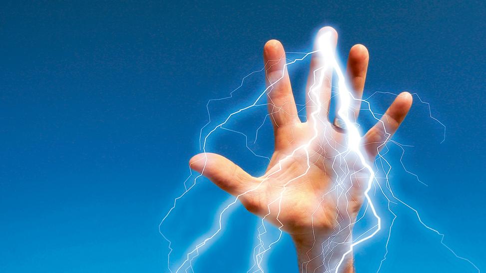 Palīgā — es <strong>kļūstu par elektrības vadiņu!</strong>