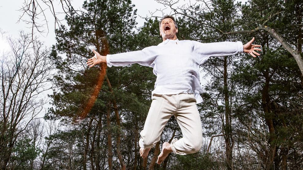 Agris Daņiļevičs pēc pārciestas malārijas: <strong>«Esmu dzīvs!»</strong>