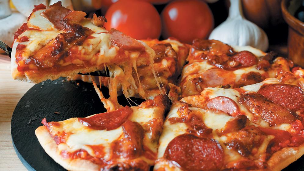 <strong>Kā tikt pie visgardākās picas?</strong> Pārbaudīti padomi!