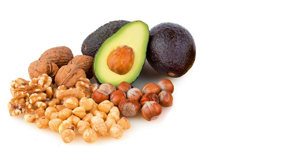 Superprodukti tavai veselībai – <strong>avokado un rieksti</strong>