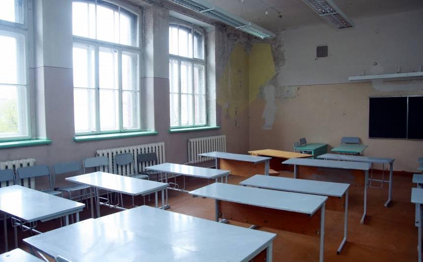 Šogad Latvijā <strong>likvidēs 13 skolas</strong>