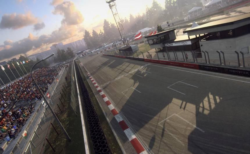 <strong>Biķernieku rallijkrosa trase</strong> iekļauta datorspēlē <em>Dirt rally 2.0</em> (VIDEO)