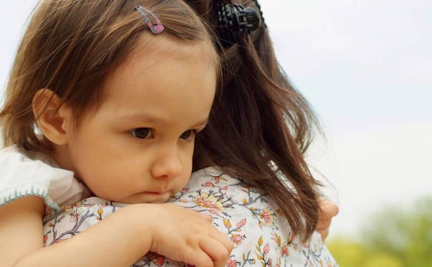 Kurš vairāk <strong>baidās no bērnudārza</strong> – bērns vai mamma?