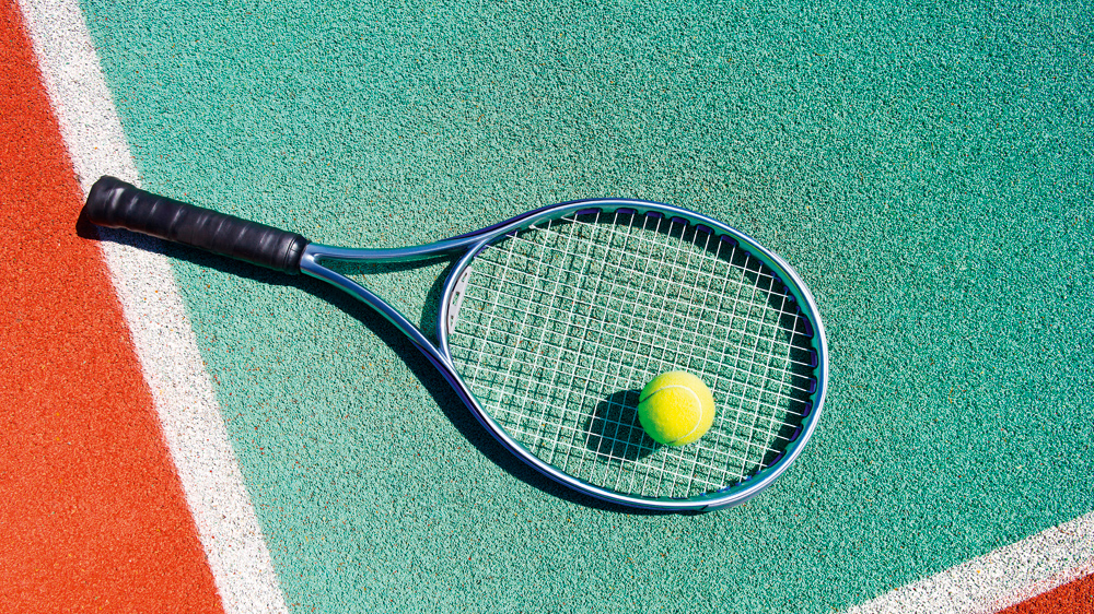 Gribu spēlēt <strong>tenisu!</strong>