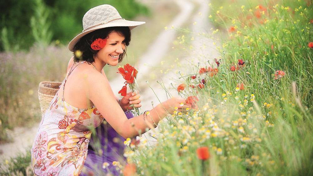 <strong>Augi sievišķībai un kaislei,</strong> ko vari ievākt dārzā un pļavā