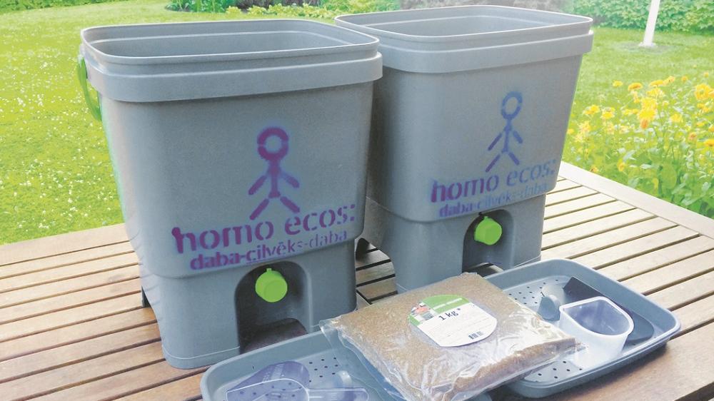 Kas ir <strong>bokaši komposts?</strong>