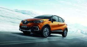 PIEDZĪVOJUMU MEKLĒTĀJS PILSĒTĀ <em>Renault Captur</em>