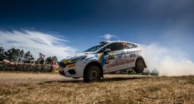 Latvijas junioru ekipāža Sesks/Caune pēc WRC Sardīnijas rallija: <strong>Jautājumu vairāk nekā atbilžu</strong>
