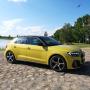<strong><em>Audi A1</em></strong> pirmais testa brauciens