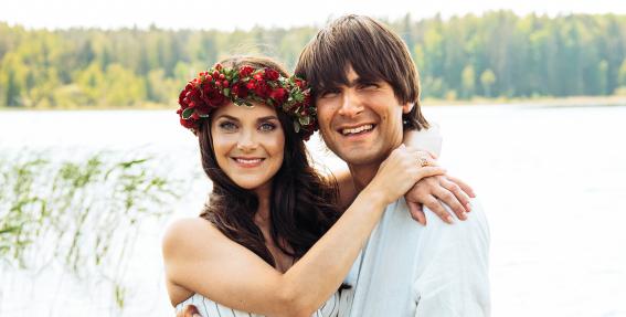 Elīna un Vestards Šimki: <strong>Nevarētu iedomāties sev laimīgāku dzīvi</strong>