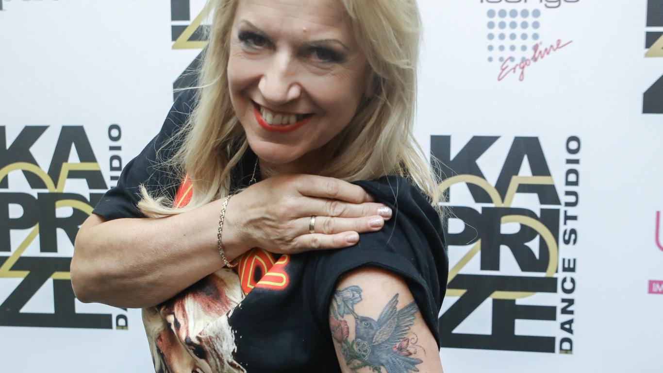 <strong>Olga Rajecka</strong> pārsteidz ar tetovējumu