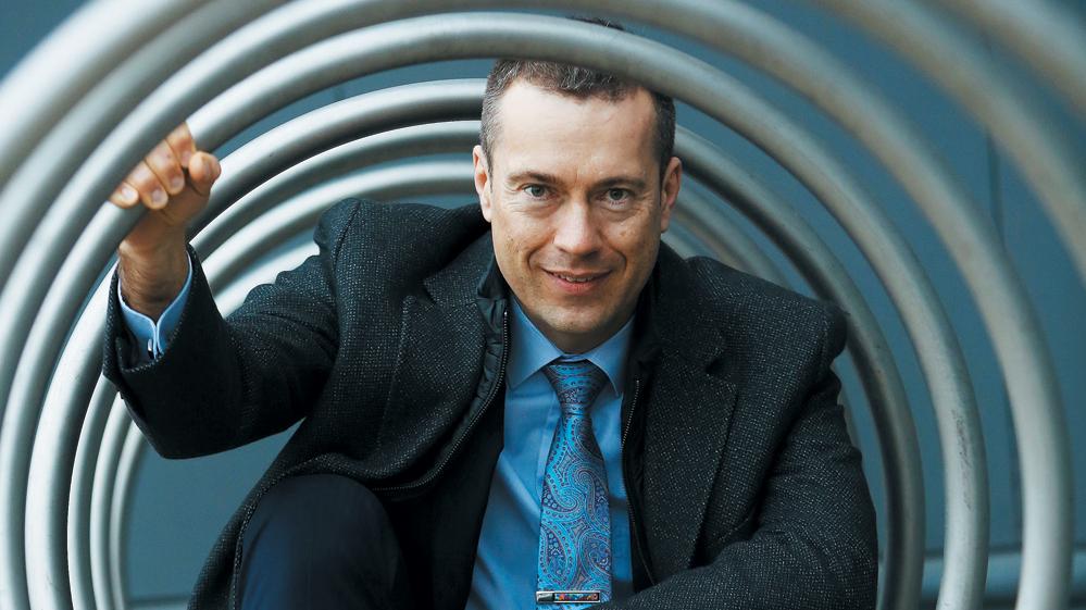 Uzņēmējs Reinis Ceplis: <strong>Vīrietim jāprot labi justies, esot tēvam</strong>