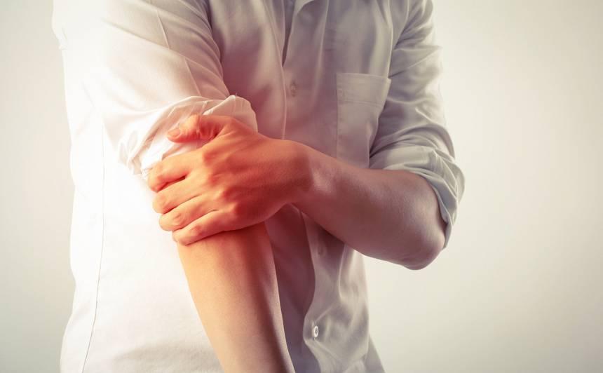 Kā ārstēt <strong>hroniskas sāpes elkonī?</strong>