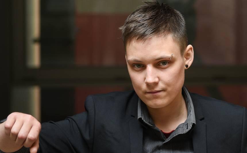 Transpuisis, kurš iesprostots meitenes ķermenī: <strong>Tādu kā es Latvijā ir daudz</strong>