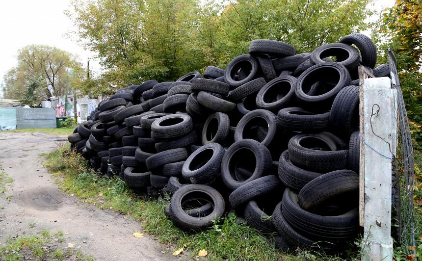 <strong>Autoservisus izglītos</strong> par vides aizsardzības prasībām riepu apsaimniekošanā