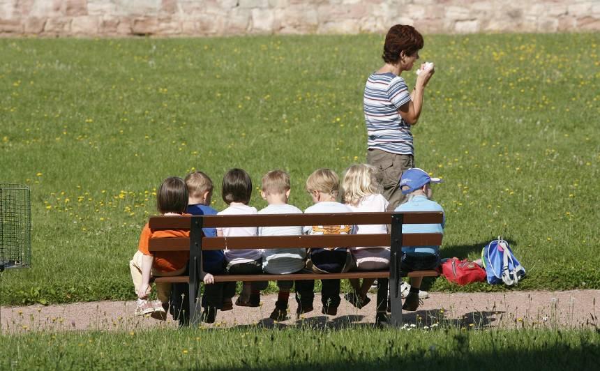 Ķekavas dome bērnudārzos <strong>daļēji apmaksās ēdināšanu</strong> bērniem no daudzbērnu ģimenēm