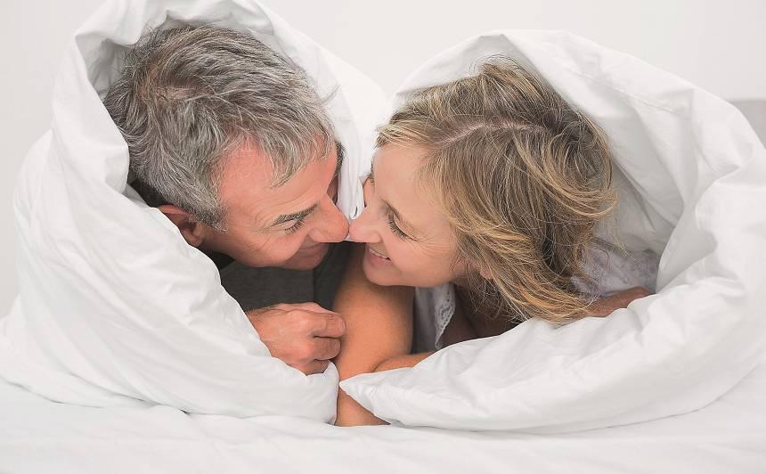 Papardes zieds <strong>vecajā laulības gultā</strong>
