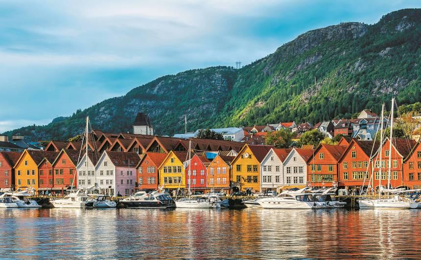 Mazliet svaiga gaisa <strong>Bergenā</strong>