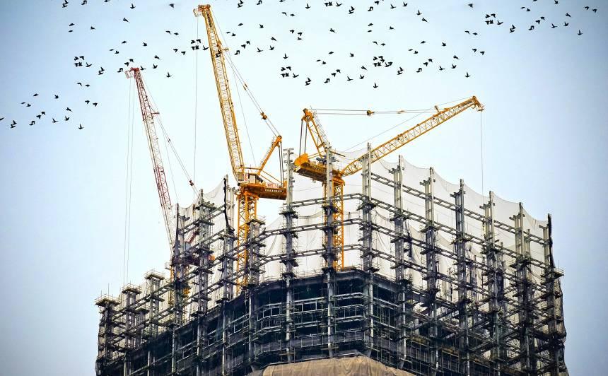 Līguma laušanu ar <em>Rere būvi 1</em> Gaile nosauc par <strong>kara pieteikumu lielo būvfirmu mafijai</strong>