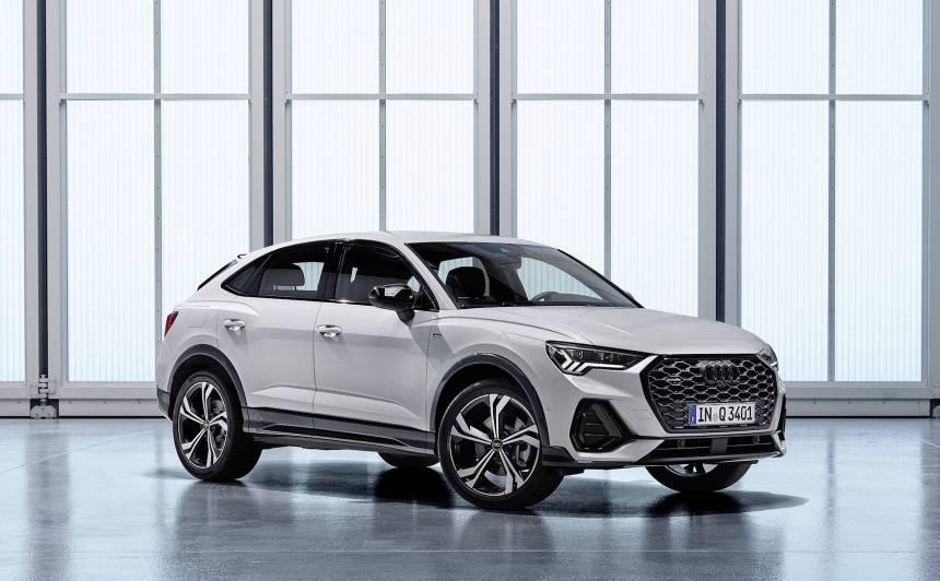<em>Audi</em> iepazīstina ar <strong><em>Q3 Sportback</em></strong>