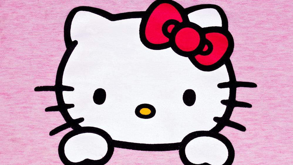 Kā radusies rožaini maigā <strong>bērnu mīlule <em>Hello Kitty</em> kaķenīte?</strong>