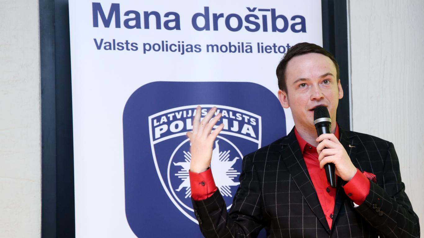 Komiķis Edgars Bāliņš: <strong>«Braukt dzērumā ir kā spēlēt krievu ruleti»</strong>
