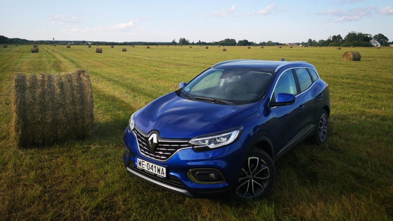 <strong><em>Renault Kadjar</em></strong> pirmais brauciens