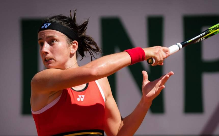 <strong>Sevastova nepārvar Sinsinati turnīra pirmo kārtu,</strong> izstājas arī Ostapenko