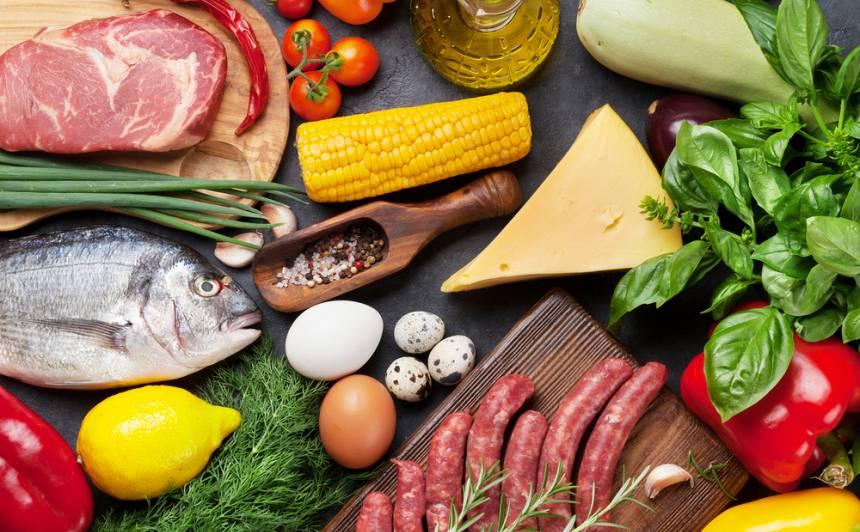 <strong>Ilgi neuzglabāt, savītušu neēst </strong>un citi vienkārši principi vērtīgo uzturvielu uzņemšanai