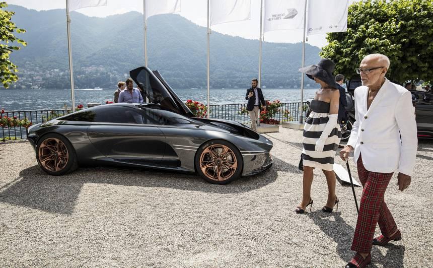 Dodamies uz <strong>prestižāko autoelegances konkursu pasaulē</strong> — <em>Concorso d'Eleganza Villa d'Este</em>