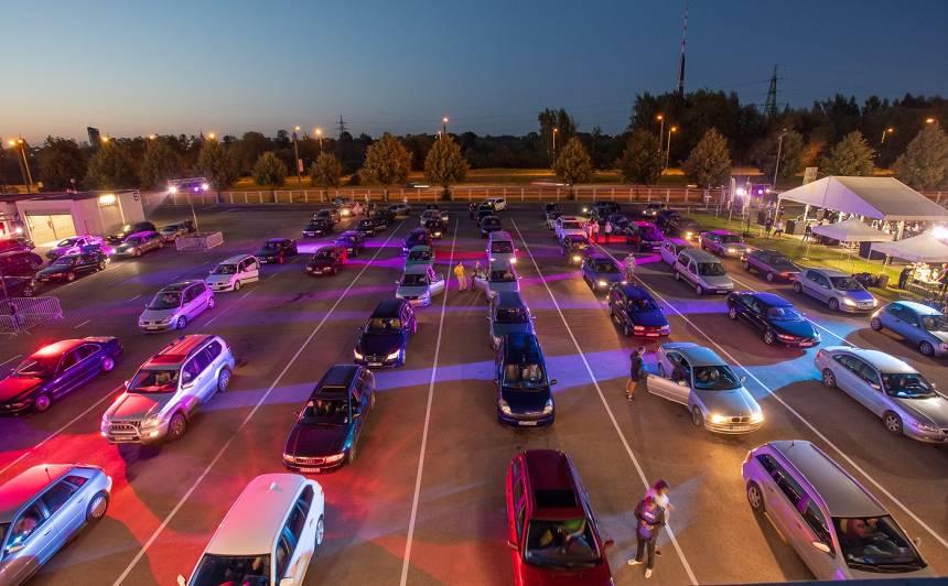 Sasniegts <em>Tehniskās apskates nakts</em> <strong>rekords — 2070 pārbaudītu auto!</strong>