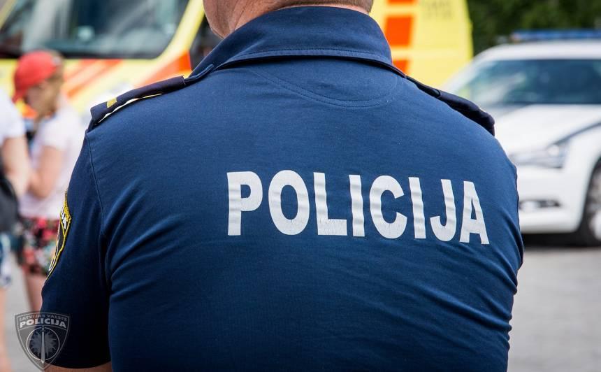 <strong>Atstādināts Siguldas policijas priekšnieks</strong> — uzsākts kriminālprocess par <em>konfliktsituāciju</em>