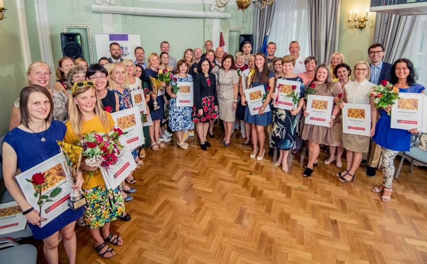 Rīgas maratona <strong><em>Latvijas solu kausu 2019</em></strong> iegūst sporta skola <em>Arkādija</em>
