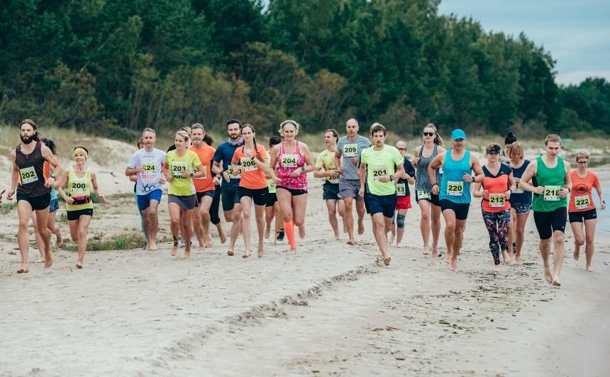 <strong>Baso pēdu ultramaratonā</strong> aicina apskriet Kolkas ragu