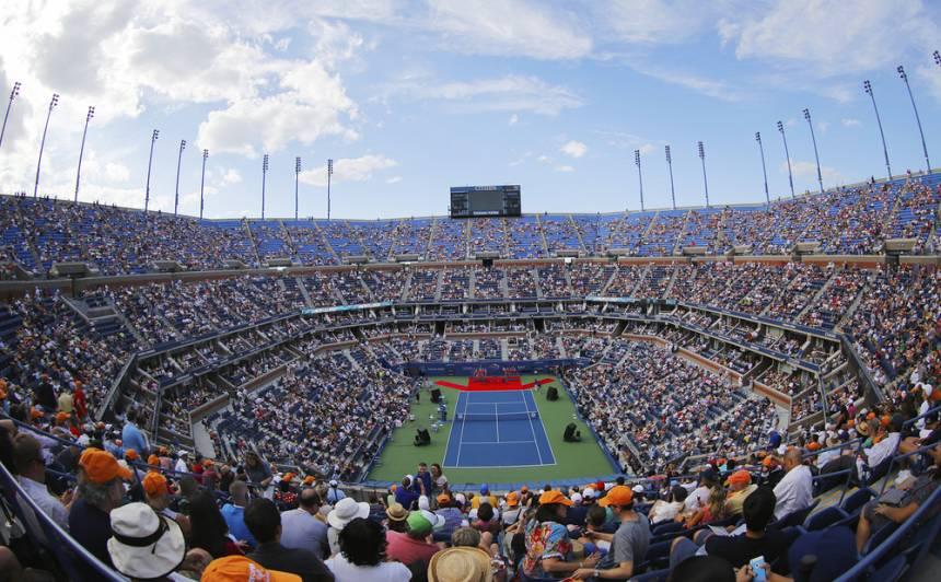 Ostapenko un Sevastova <strong>iekļūst <em>US Open</em> trešajā kārtā</strong>