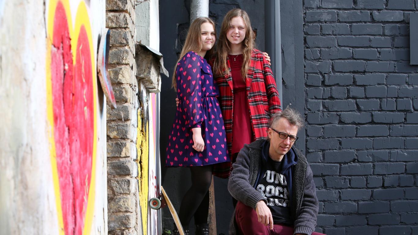 Aldis Blicsons: <strong>Es vairs nevēlos kļūt par tēvu. Negribu būt vecs vecāks</strong>