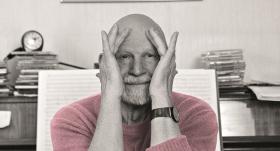 Pēteris Vasks: Vienmēr esmu uzskatījis, ka <strong>Dievs ar mums runā caur mūziku</strong>