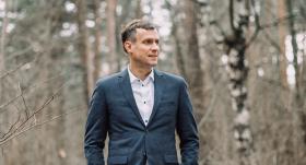 <strong><em>Stirnu buka</em> radītājs Rimants Liepiņš</strong> — 7 atziņas par dzīvi, mežiem un sportu