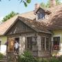 Aleksandrovu ģimenes <strong>simtgadīgā sapņu māja ar dižozoliem</strong>