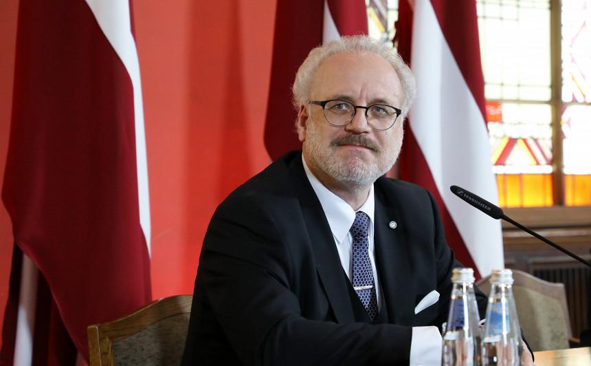 Levits: <strong>Latvija nevar attīstīties,</strong> ja sabiedrībai nav pieejama kvalitatīva augstākā izglītība
