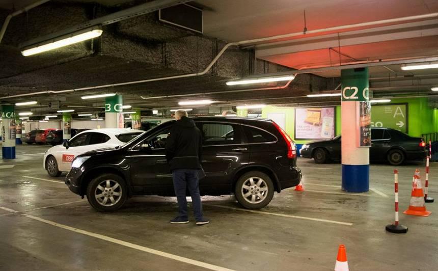 Autovadītājus aicina uz <strong>bezmaksas parkošanās nodarbībām</strong>
