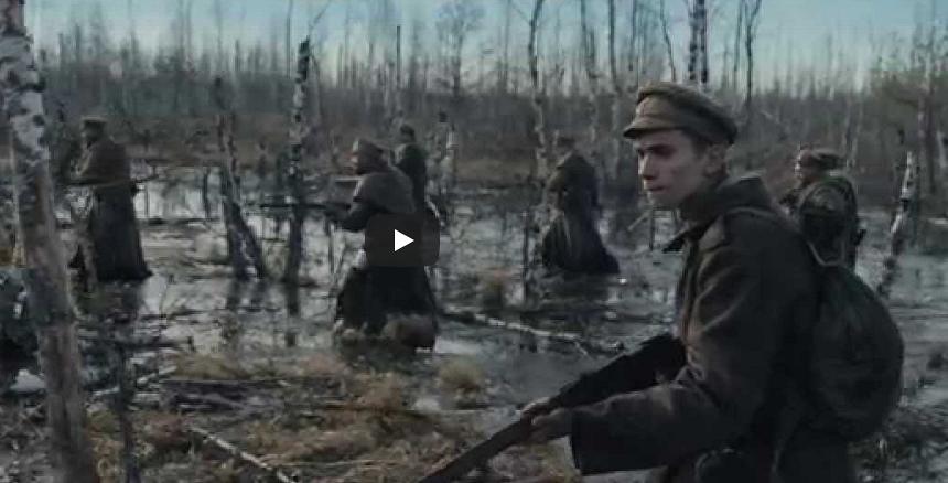 VIDEO: <strong>Jaunās latviešu filmas</strong> <em>Dvēseļu putenis</em> treileris