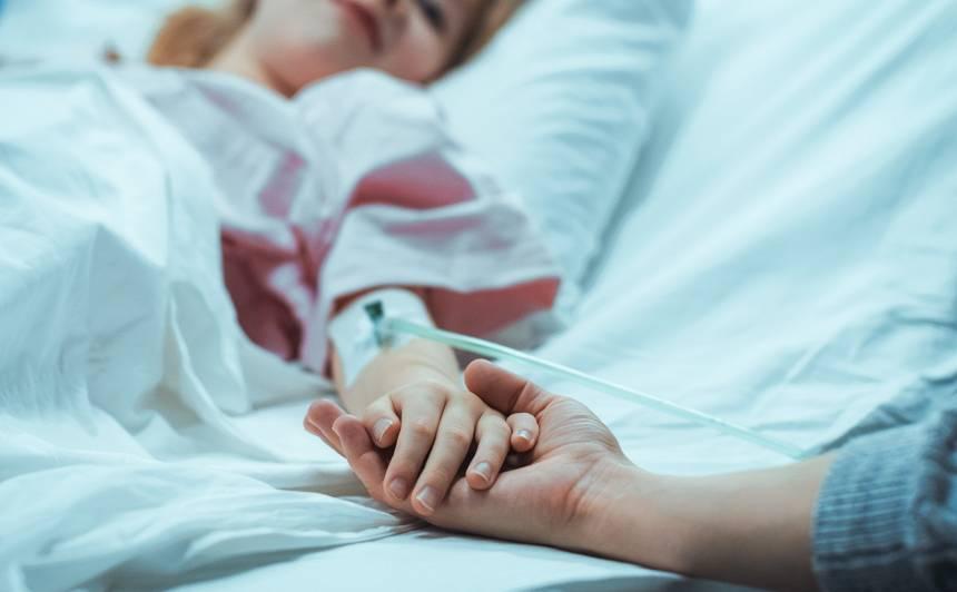 Trīs hospitalizētie bērni no Siguldas bērnudārziem ir <strong>smagā stāvoklī</strong>