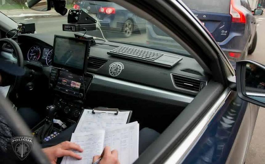 Uzzini laikus par <strong>policijas izrakstīto sodu</strong> un tā apmaksas termiņiem
